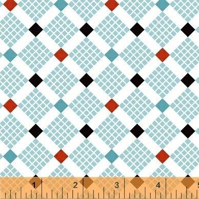 43300-1 Uppercase Vol 2 by Windham Fabrics