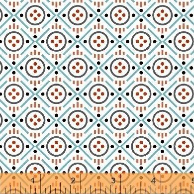 43301-1 Uppercase Vol 2 by Windham Fabrics