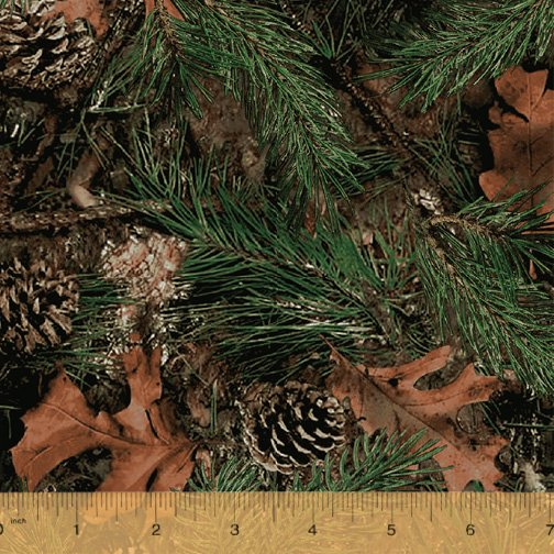 43305A-X Camo by Whistler Studio for Windham Fabrics