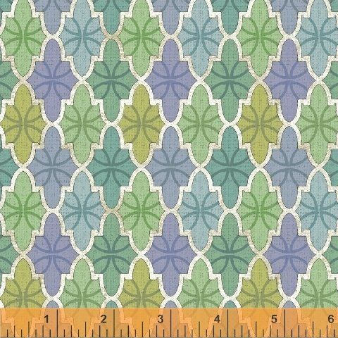 43386-2 Bookshelf Botanicals by Windham Fabrics
