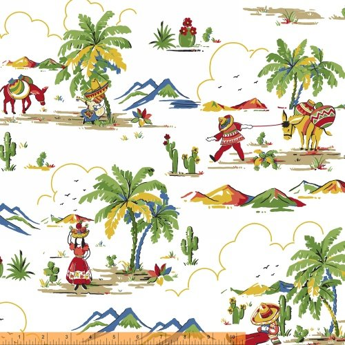 43468-X South of the Border by Windham Fabrics