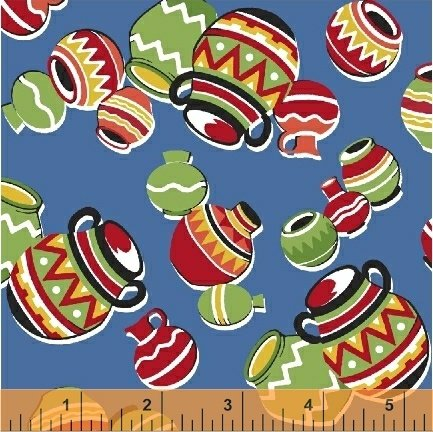 43469-2 South of the Border by Windham Fabrics