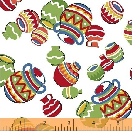 43469-3 South of the Border by Windham Fabrics