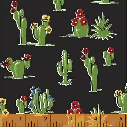 43470-1 South of the Border by Windham Fabrics