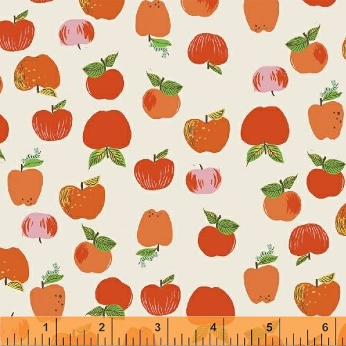 43483-2 Kinder designed by Heather Ross for Windham Fabrics