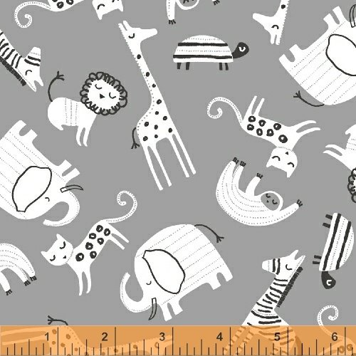 43491-4 Wild About You by Windham Fabrics
