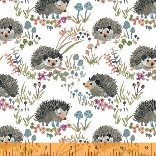 43499A-1 Fox Wood by Betsy Olmsted for Windham Fabrics.