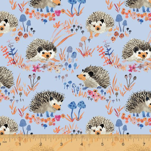 43499A-4 Fox Wood by Betsy Olmsted for Windham Fabrics