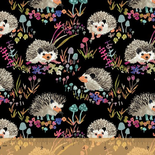 43499A-5 Fox Wood by Betsy Olmsted for Windham Fabrics