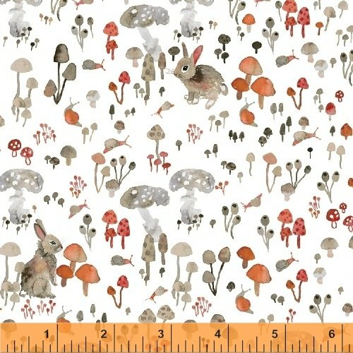 43500-1 Enchanted Forrest by Windham Fabrics