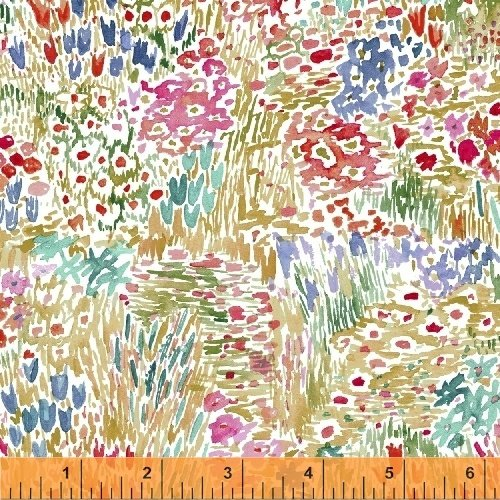 43501-1 Enchanted Forrest by Windham Fabrics