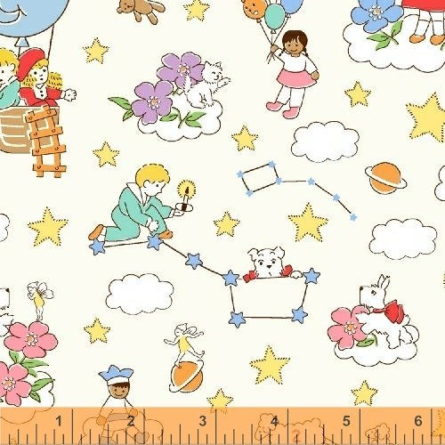 50000-1 Storybook Sleepytime by Windham Fabrics