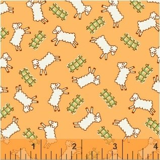 50001-3 Storybook Sleepytime by Windham Fabrics