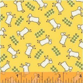 50001-6 Storybook Sleepytime by Windham Fabrics