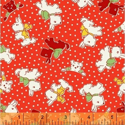 50004-8 Storybook Sleepytime by Windham Fabrics