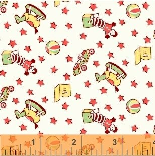 50005-8 Storybook Sleepytime by Windham Fabrics