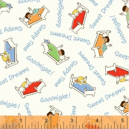 50006-1 Storybook Sleepytime by Windham Fabrics