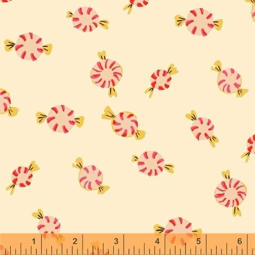 50167-2 Sugar Plum by Heather Ross for Windham Fabrics