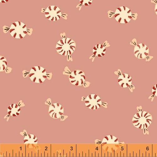 50167-6 Sugar Plum by Heather Ross for Windham Fabrics
