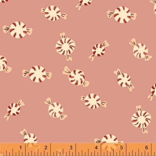50167F-6 Sugar Plum by Heather Ross for Windham Fabrics