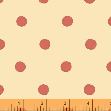 50169-4 Sugar Plum by Heather Ross for Windham Fabrics