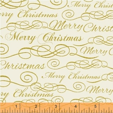 50192M-1 Deck the Halls by Rosemarie Lavin Designs for Windham Fabrics