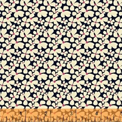 50239-1 Butterfly Dance by Sally Kelly for Windham Fabrics