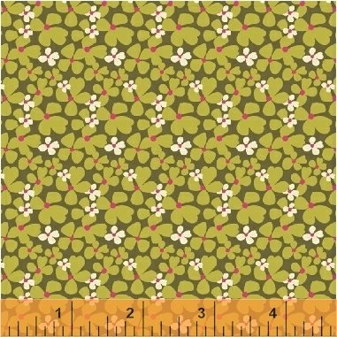 50239-7 Butterfly Dance by Sally Kelly for Windham Fabrics