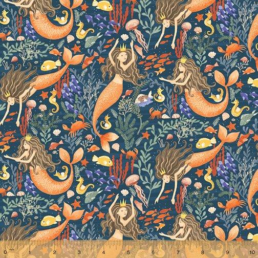 50244-1 Mermaids by Windham Fabrics