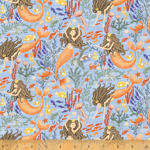 50244-2 Mermaids by Windham Fabrics
