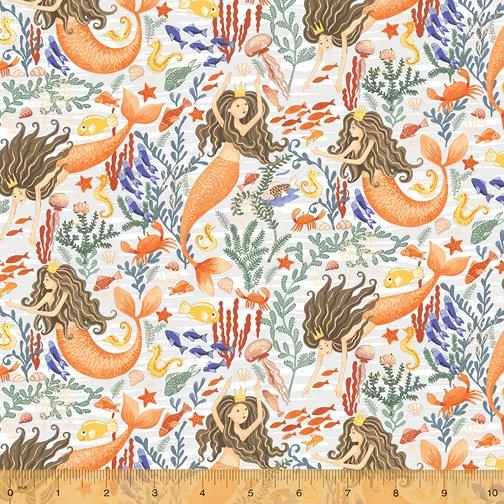 50244-3 Mermaids by Windham Fabrics