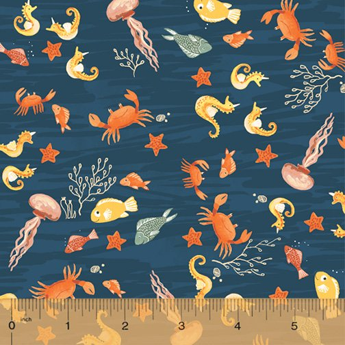 50245-1 Mermaids by Windham Fabrics