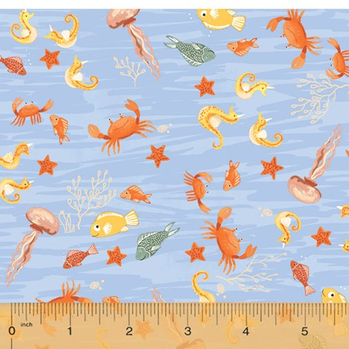 50245-2 Mermaids by Windham Fabrics