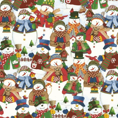 50257-X Winter Wishes by Whistler Studios for Windham Fabrics