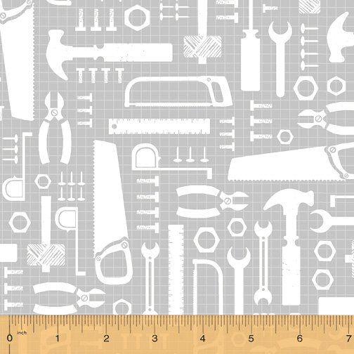 50282-4 Tool Time by Windham Fabrics