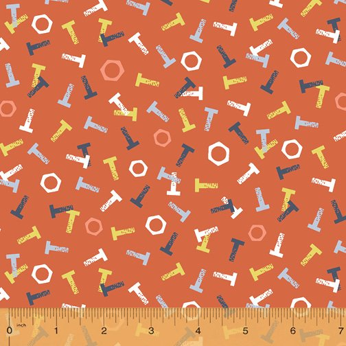 50283-5 Tool Time by Windham Fabrics