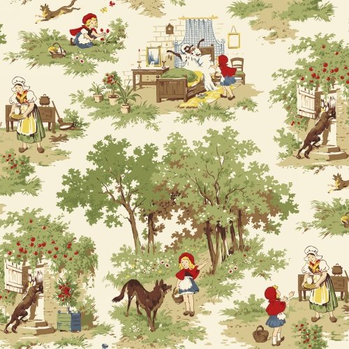 50297-X Little Red Riding Hood by Whistler Studios for Windham Fabrics