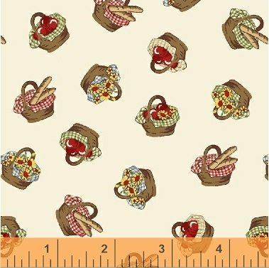 50300-1 Little Red Riding Hood by Whistler Studios for Windham Fabrics
