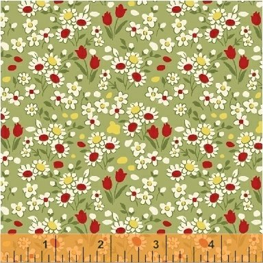 50302-3 Little Red Riding Hood by Whistler Studios for Windham Fabrics