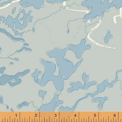 50316M-4 Night Hike by Heather Givans for Windham Fabrics