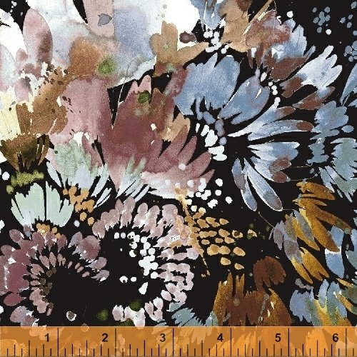 50342L-1 Botany Cotton Lawn by Kelly Ventura for WIndham Fabrics