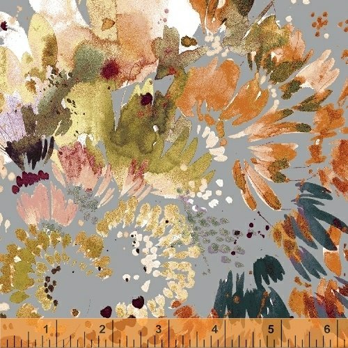 50342L-2 Botany Cotton Lawn by Kelly Ventura for WIndham Fabrics