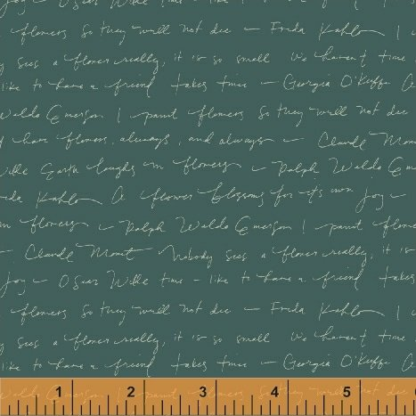 50344-4 Botany by Kelly Ventura for WIndham Fabrics
