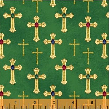 50355M-4 Three Kings by Windham Fabrics