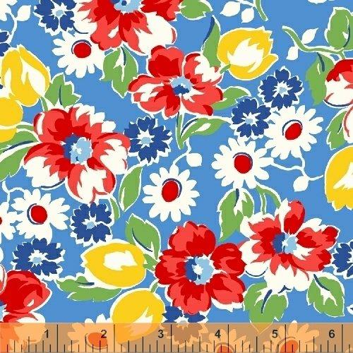 50429-2 Sugar Sack by Whistler Studios for Windham Fabrics