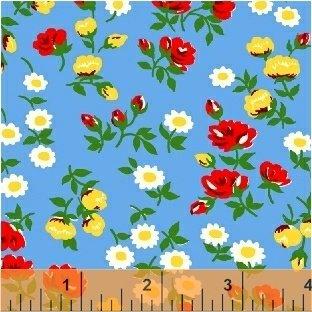 50430-2 Sugar Sack by Whistler Studios for Windham Fabrics