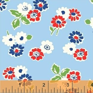 50435-2 Sugar Sack by Whistler Studios for Windham Fabrics