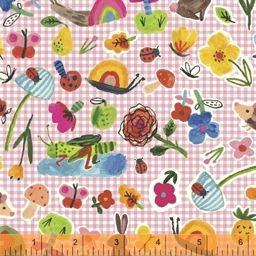 50484-1 BFF's by Carolyn Gavin for Windham Fabrics