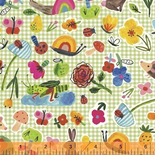 50484-2 BFF's by Carolyn Gavin for Windham Fabrics