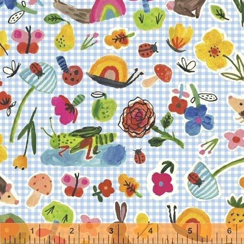 50484-3 BFF's by Carolyn Gavin for Windham Fabrics